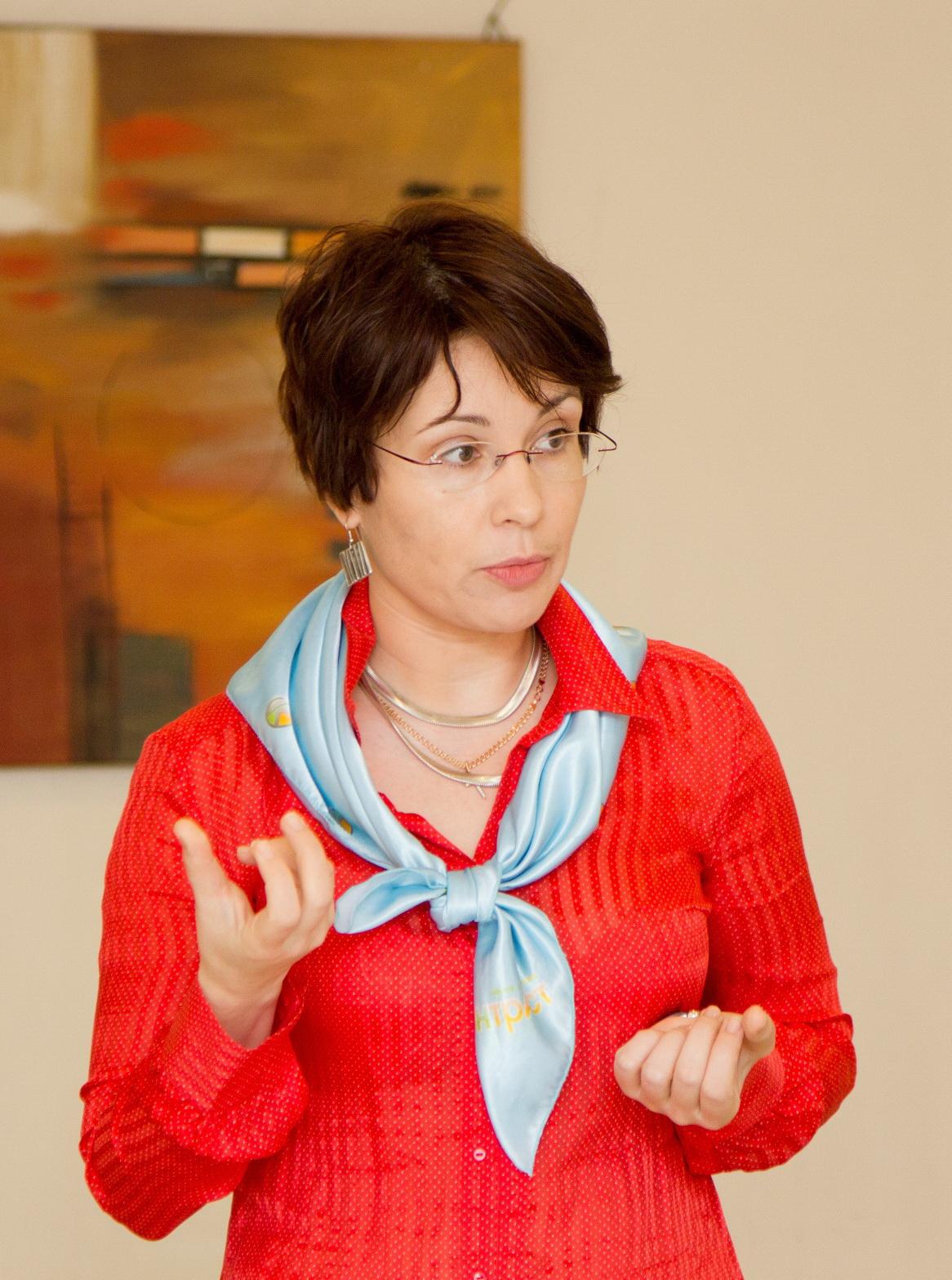 Комарова Олеся Александровна